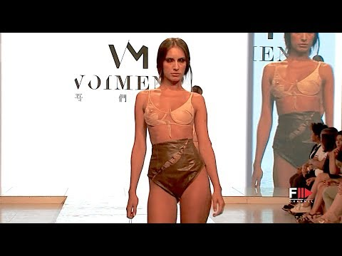 THE LINK Designers of Tomorrow - VOIMENT SS 2018 Maredamare 2017 Florence - Fashion Channel