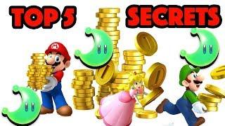 Super Mario Odyssey: Top 5 Secrets