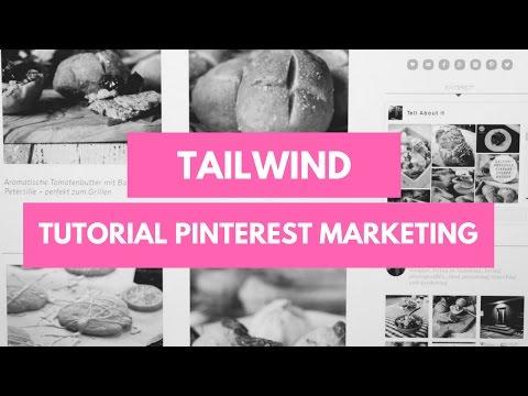 Tailwind Pinterest Marketing - Tutorial zur Trafficsteigerung auf dem Blog thumbnail