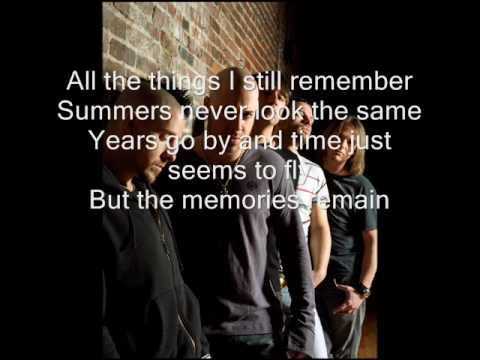 Daughtry - September with lyrics