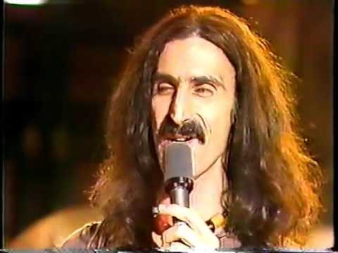 Frank Zappa (Saturday Night Live 10/2/1978)