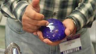 World's Best Lapis at the JOGS Tucson Gem and Jewelry Show