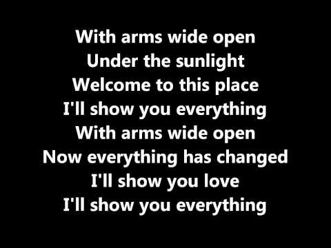 With Arms Wide Open - Boyce Avenue Cover (Creed)