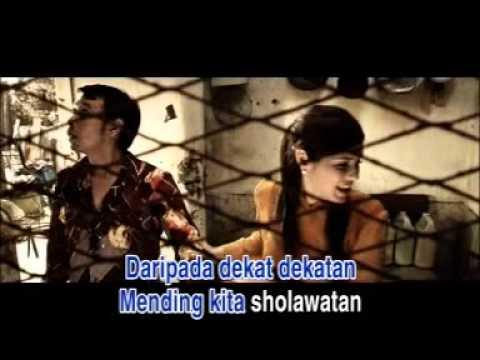 MARI SHOLAWAT-WALI BAND Lyrics-HQ (FULL SONG)