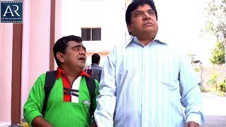 College Students Movie Scenes   Siddhu Comedy with His Father   AR Entertainments