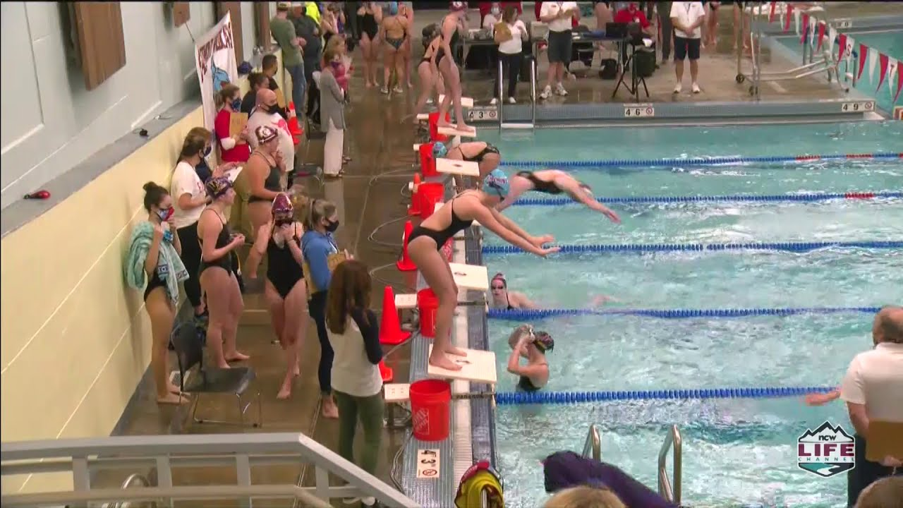 200-Yard Freestyle Relay Final 2021-03-05