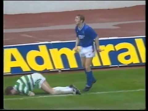 Rangers v Celtic November 1991