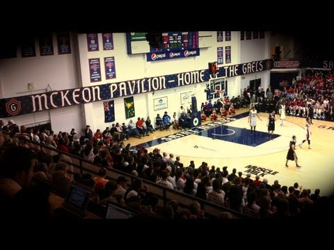 College Basketball: San Diego VS Saint Mary