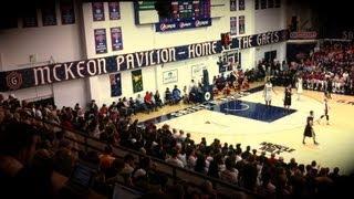 College Basketball: San Diego VS Saint Mary's College