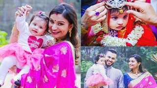 Dimpy Ganguly Photoshoot With Her Husband And Daughter
