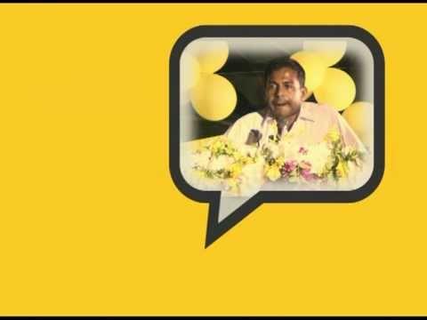 Abdullah Falah Shareef For Funaad Council Campaign...
