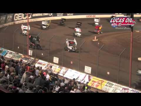 Open Wheel Showdown Feature Highlights - May 3rd, 2014