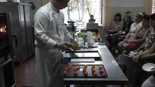 Готовим два блюда из белой и красной рыбы на Self Cooking Center® whitefficiency®