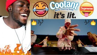 Farruko - Coolant    By Farruko Reaction!!!
