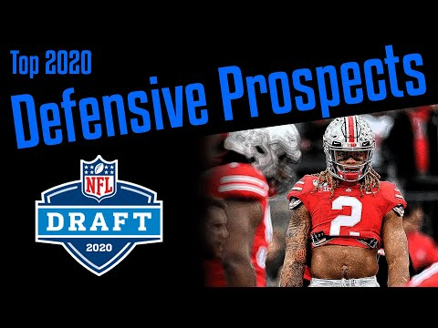 Where's The Defense | 2020 Top Defensive Prospects