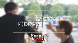 Morgan le Magicien - Soirées Insaisissables au Finger's Food - Kinepolis Saint-Julien
