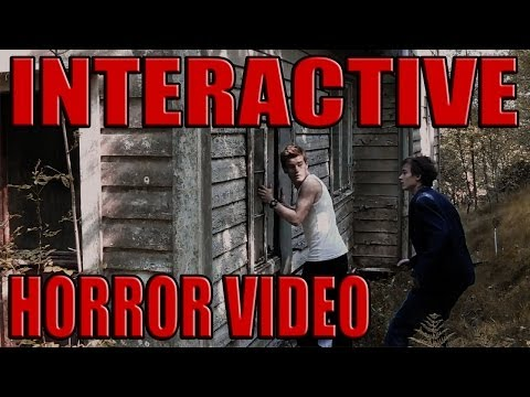 Interactive Horror Comedy Game By T-days