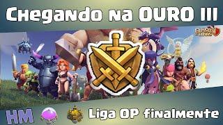 Clash Of Clans: Chegando na OURO III