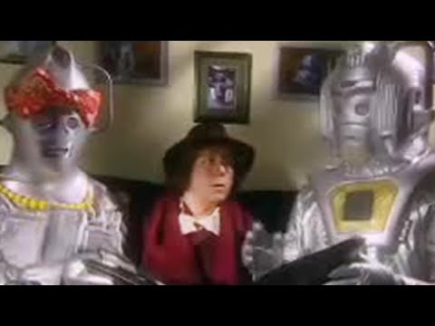 Doctor Who vs The Cybermen spoof - Dead Ringers - BBC comedy