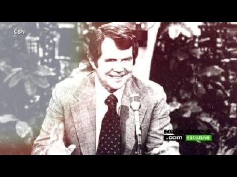 Who is Pat Robertson: Exclusive interview with Christian Broadcasting Founder