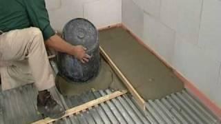 Beamix lichtgewicht beton op LEWIS Zwaluwstaartplaten - REPPEL