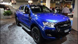 2019 Ford Ranger DC Wildtrak - Exterior and Interior - Auto Zürich Car Show 2018