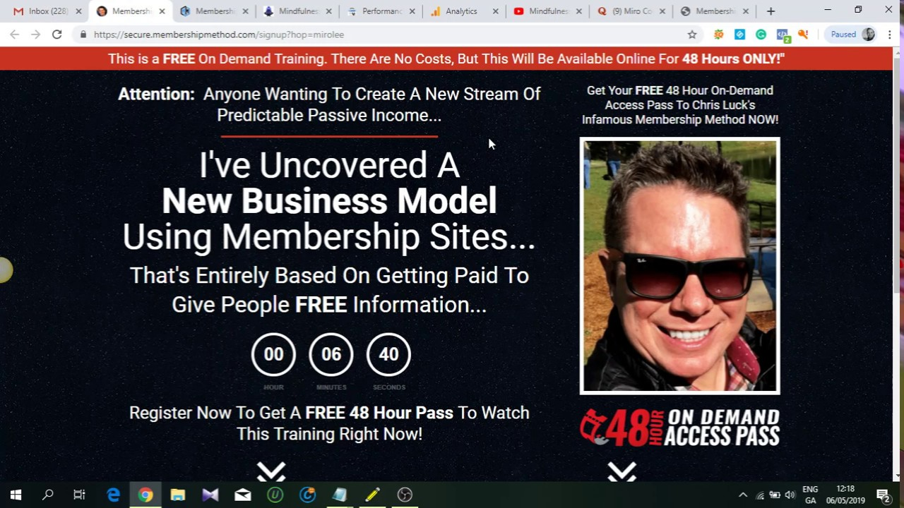 Membership Method Membership Sites Hot Deals April 2020