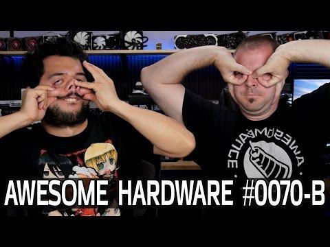 Awesome Hardware #0070-B: 500Tb/sq inch Hard Drive, GTX 1060 or RX 480?
