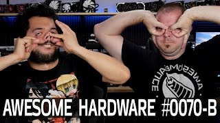 Awesome Hardware #0070-B: 500Tb/sq inch Hard Drive, GTX 1060 or RX 480?