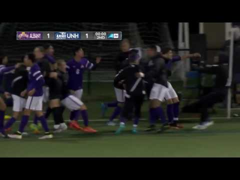 2016 MSOC Goal of the Year Nominee - Albany