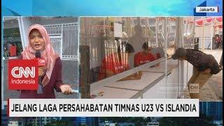Video Sibuknya Stadion Utama GBK Jelang Laga Persahabatan Timnas Indonesia Vs Islandia download MP3, 3GP, MP4, WEBM, AVI, FLV Januari 2018