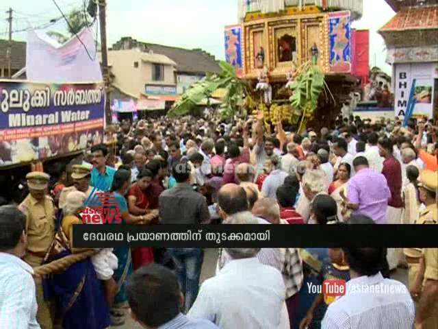 Kalpathi Ratholsavam start : Chuttuvattom News