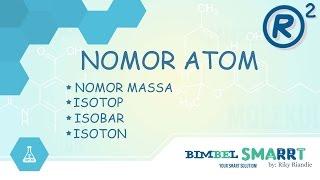 Nomor Atom, Nomor Massa dan Isotop