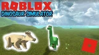Roblox Dinosaur Simulator - How To Get Arlo & WoodBush! NEW UPDATE!