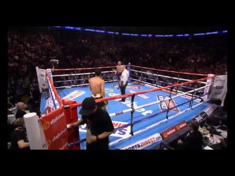 Kevin Mitchell vs Jorge Linares Full Fight TKO