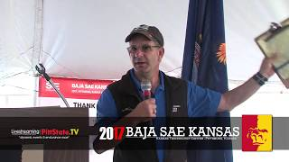 Welcoming Ceremony  ///  2017 Baja SAE Kansas