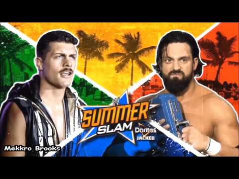 WWE SummerSlam 2013 - Official Promo and Full Match Card with Theme Song [FULL HD]