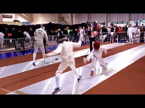 Coupe du Danube 2018 in Epee  – 13.01.2018, Bratislava,SVK - Pools