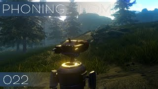 Phoning Home [022] [Zurück im zauberhaften Wald] [Let's Play Gameplay Deutsch German] thumbnail