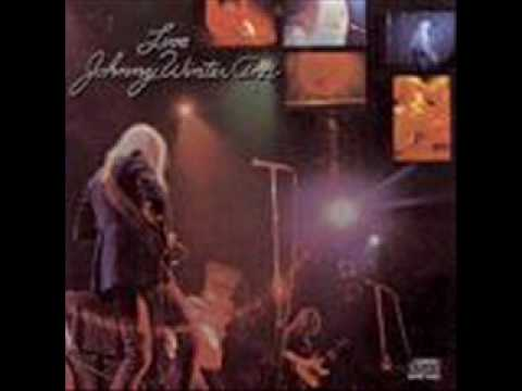 JOHNNY WINTER : Live and (1971)