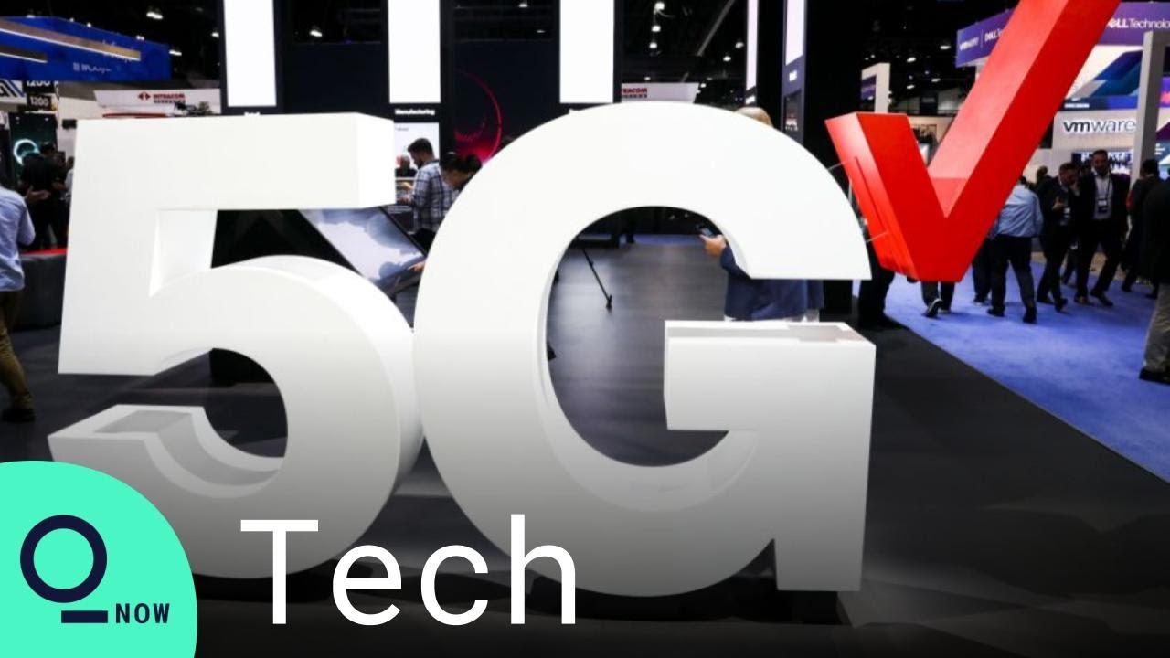 5G Auction soars Past  Billion with Verizon Leading Way
