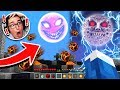 24 Hour Lunar Moon And Red Sun Minecraft Challenge