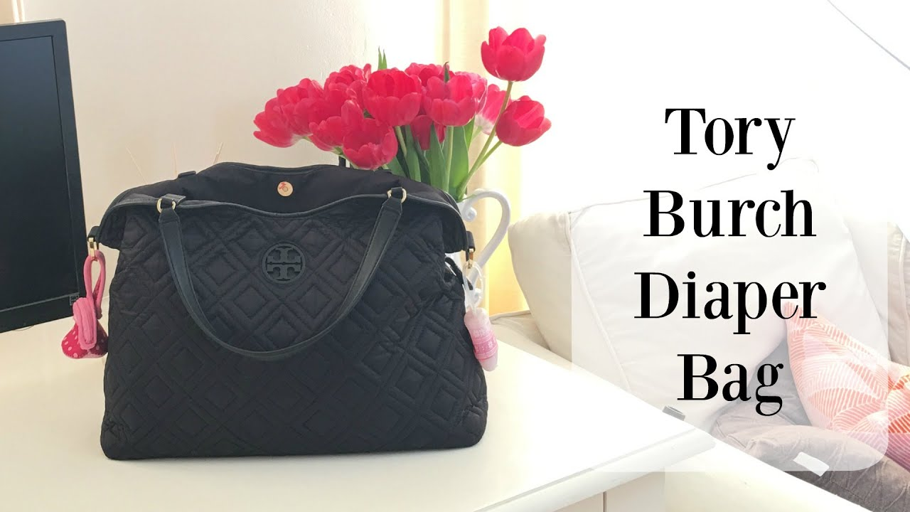 Tory Burch Diaper Bag Review Of The Month Tag