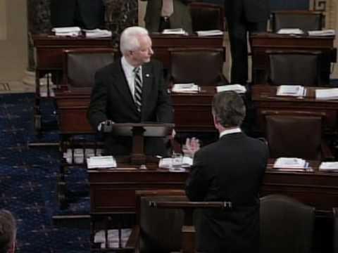Longest Serving U.S. Senator, Robert Byrd, Dies