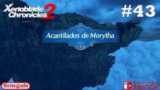 Xenoblade Chronicles 2 |Switch|Cap.43| Acantilados de Morytha
