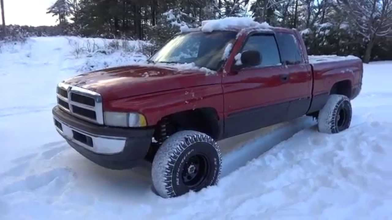 lifted 1999 dodge ram 1500 forsale youtube. Black Bedroom Furniture Sets. Home Design Ideas