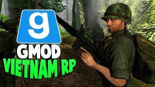 Gmod Vietnam RP - Sneaky Snake Squad