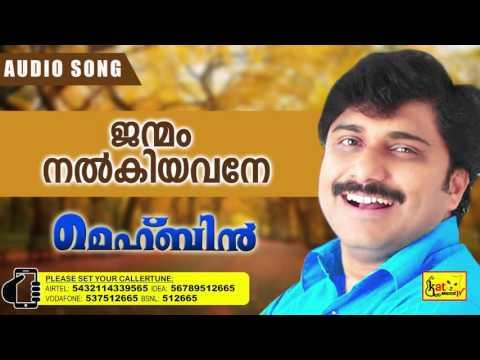 Hit Song Of Afsal | ജന്മം നൽകിയവനേ | MEHBIN | Super Hit Mappila Album | Afsal