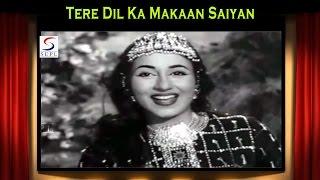Video Tere Dil Ka Makaan Saiyan | Asha Bhosle, Mohammed Rafi | Do Ustad @ Raj Kapoor, Madhubala download MP3, 3GP, MP4, WEBM, AVI, FLV November 2017