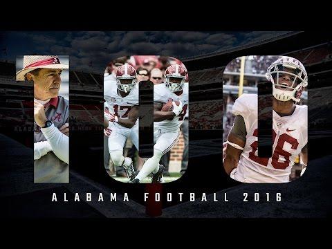 Alabama Football 2016 Hype Trailer